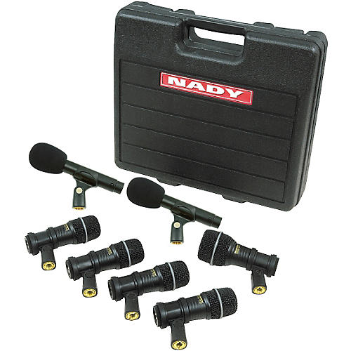 Nady DMK-7 Drum Mic Package-thumbnail