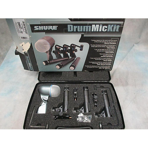 Shure DMK52-57 Four Piece Percussion Microphone Pack