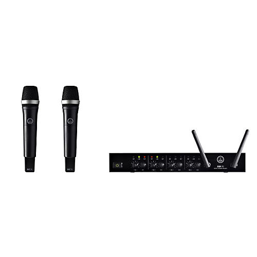 AKG DMS70 Quattro Digital Wireless Microphone System Vocal Set
