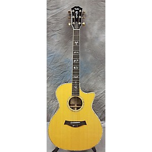 Pre-owned Taylor DMSM Dave Matthews Signature Acoustic Electric Guitar by Taylor