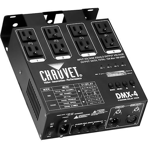 Chauvet DMX-4 Dimmer/Relay Pack