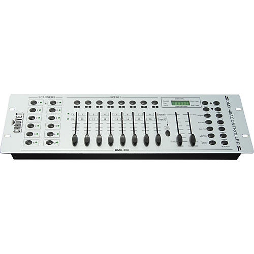 CHAUVET DJ DMX-40A DMX Controller