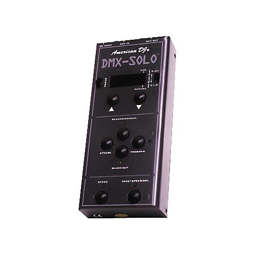 American DJ DMX-Solo Recordable Controller-thumbnail