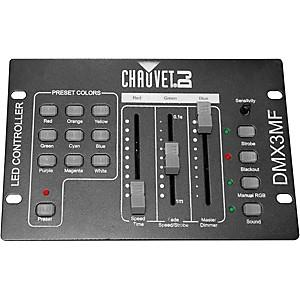 Chauvet DJ DMX3MF 3 Channel DMX Controller by Chauvet DJ