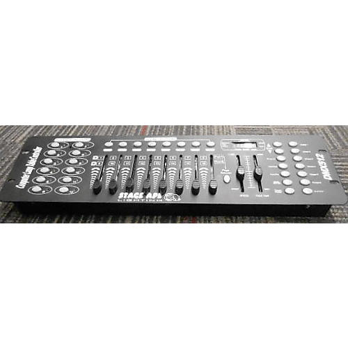 In Store Used DMX512 Lighting Controller