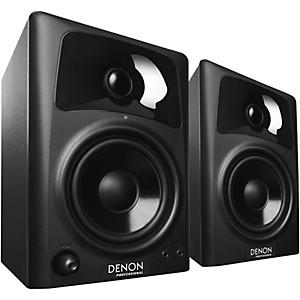 Denon DN-304S 4 inch Studio Monitor Pair by Denon