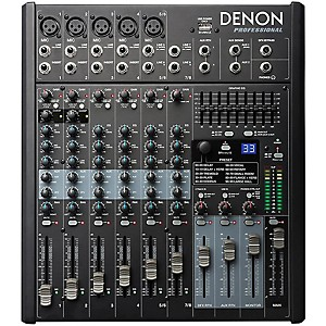 Denon DN-408X 8-Channel Mixer by Denon