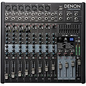 Denon DN-412X 12-Channel Mixer by Denon