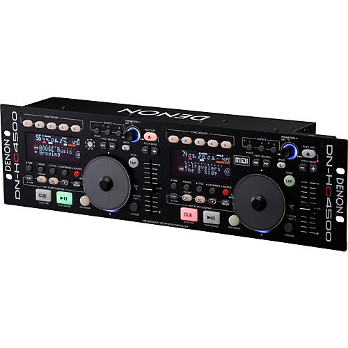 Denon DN-HC4500 USB MIDI/Audio Interface and Controller-thumbnail
