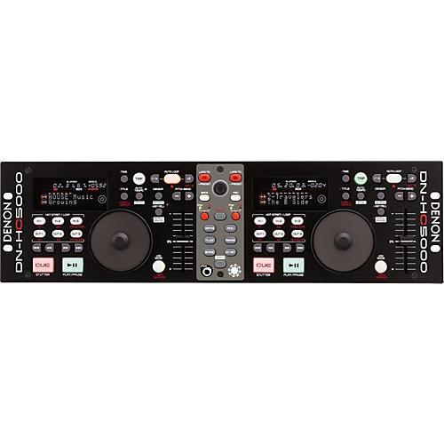 Denon DN-HC5000 and Serato ITCH Digital DJ System-thumbnail