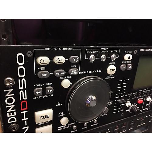 Denon DN-HD2500 DJ Controller