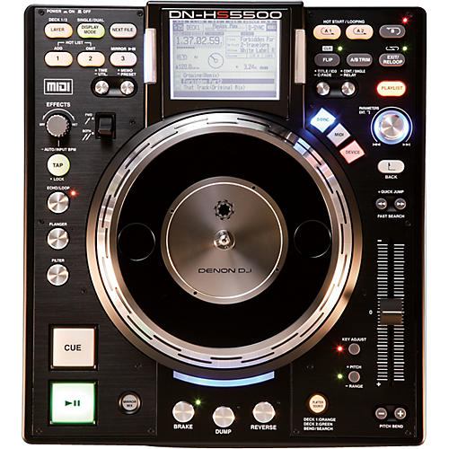 Denon DN-HS5500 Turntable Media Player & Controller-thumbnail