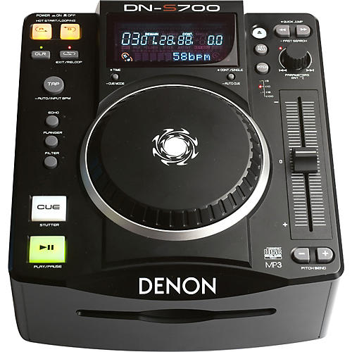Denon DN-S700 - Compact CD/MP3 Player