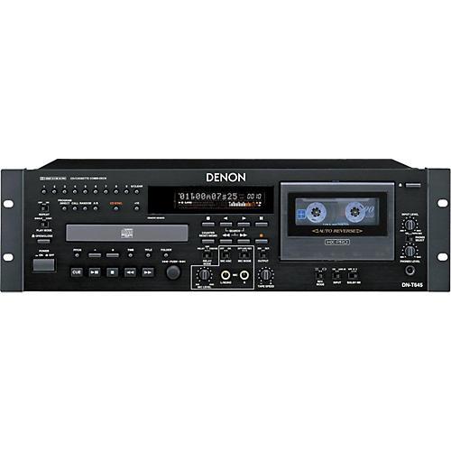 Denon DN-T645 CD/Cassette Player-thumbnail