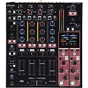Denon DN-X1700 4-Channel Digital DJ Mixer