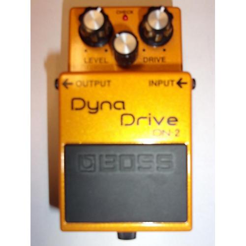 Boss DN2 Dyna Drive Effect Pedal-thumbnail
