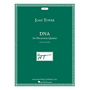 Associated DNA (for Percussion Quintet) Ensemble Series Composed by Joan Tower