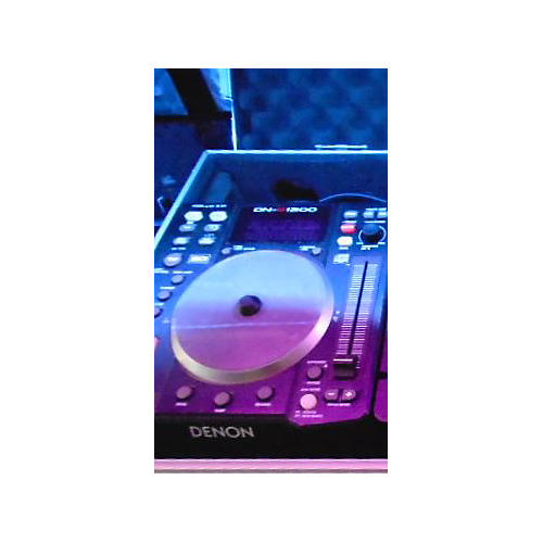 Denon DNS1200 Black DJ Player