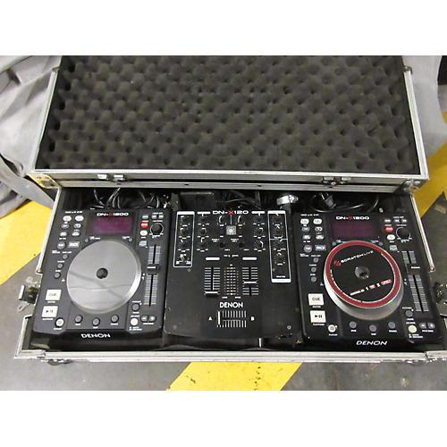Denon DNS1200'S W/ DNX120 DJ Player