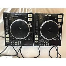 Denon DNS5000 Pair W/CASE DJ Player
