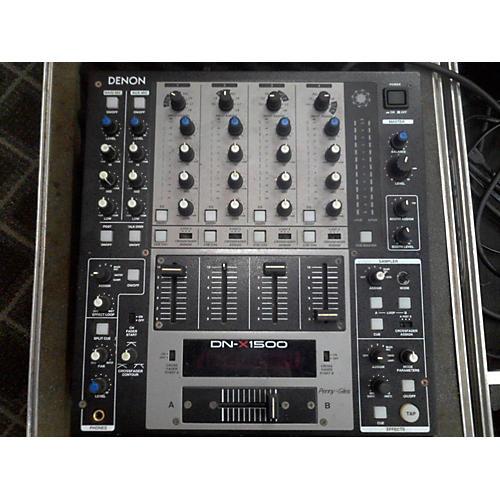 Denon DNX1500 DJ Mixer-thumbnail