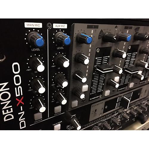 Denon DNX500 DJ Mixer