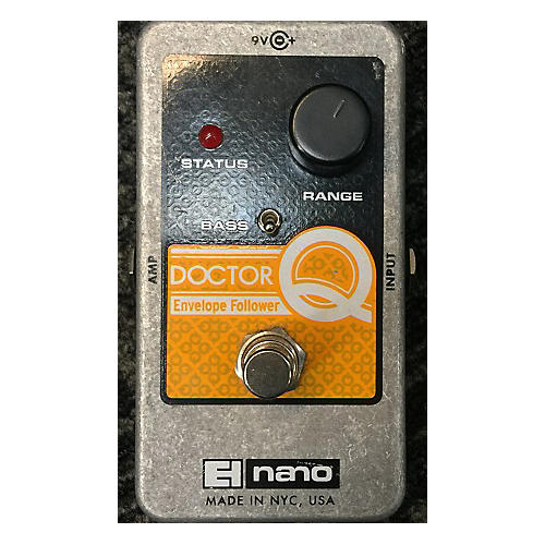 Electro-Harmonix DOCTOR Q ENVELOPE FOLLOWER Effect Pedal