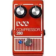 Digitech DOD280 Compressor Guitar Effects Pedal