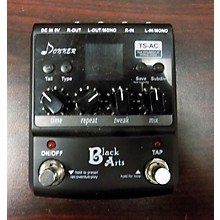 Black Arts Toneworks DONNER TRUE ANALOG DELAY Effect Pedal