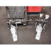 GP Percussion DOUBLE CHAIN Double Bass Drum Pedal