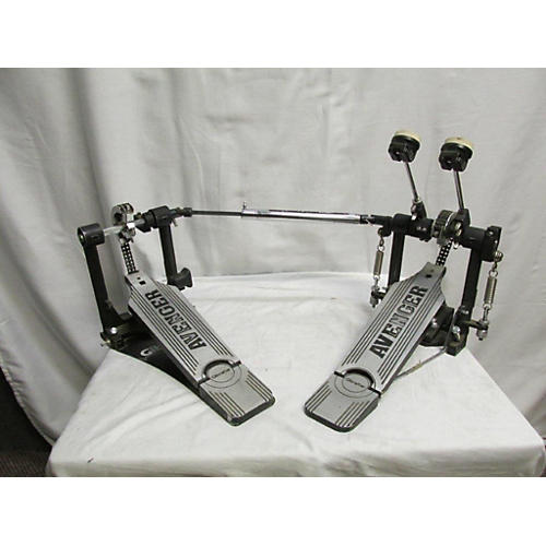 used gibraltar double chain double bass drum pedal guitar center. Black Bedroom Furniture Sets. Home Design Ideas