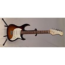 Burswood DOUBLE CUT ELECTRIC Solid Body Electric Guitar