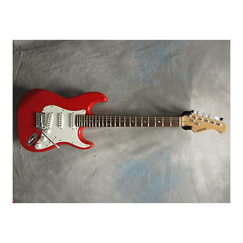 Excel DOUBLE CUT GUITAR Solid Body Electric Guitar
