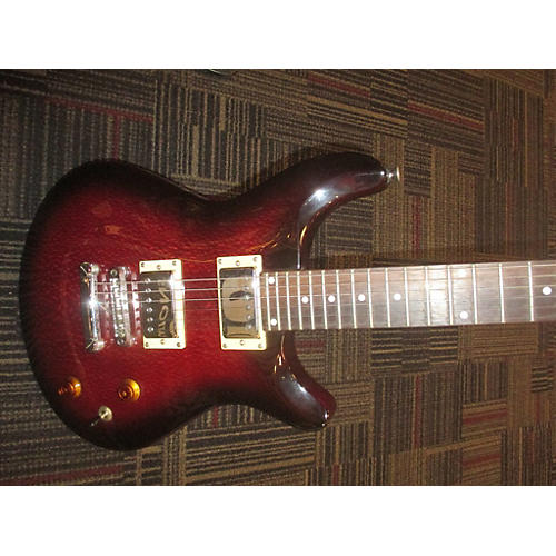 Hamer DOUBLE CUT Solid Body Electric Guitar