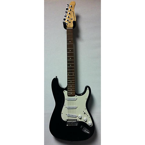 Crestwood DOUBLE CUTAWAY Solid Body Electric Guitar