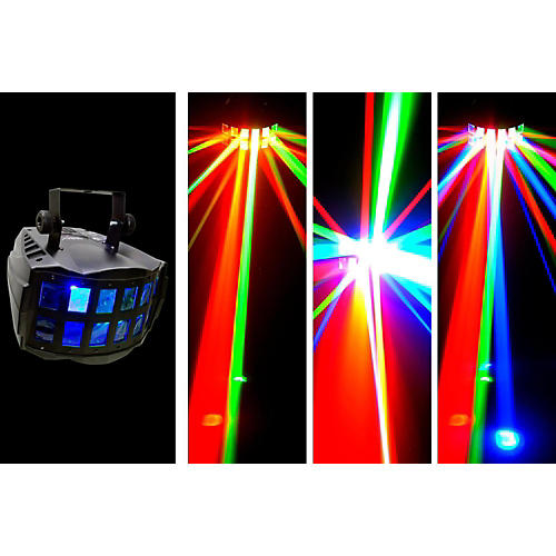 CHAUVET DJ DOUBLE DERBY X LED Effect Light