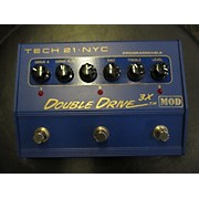 Tech 21 DOUBLE DRIVE 3X Effect Pedal