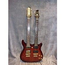 Rogue DOUBLE NECK Solid Body Electric Guitar