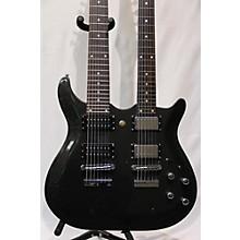 Carlo Robelli DOUBLE NECK Solid Body Electric Guitar
