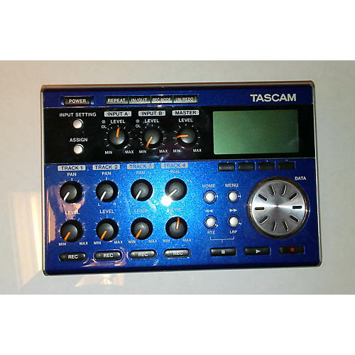 Tascam DP-004 MultiTrack Recorder-thumbnail