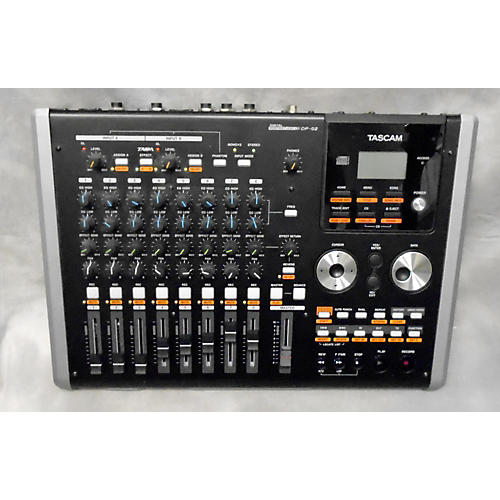 Tascam DP-02 MultiTrack Recorder