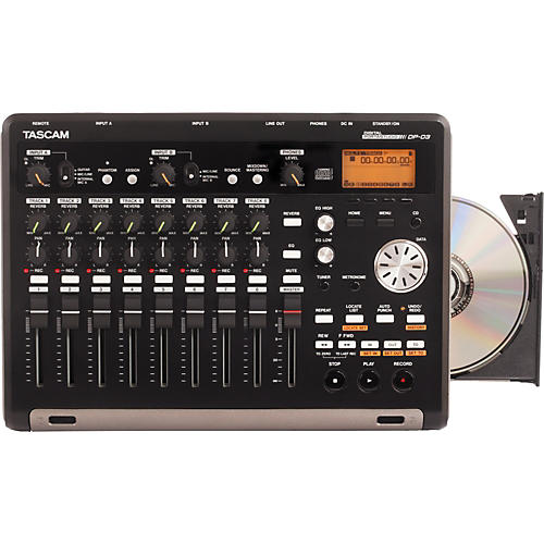 Tascam DP-03 Digital Portastudio-thumbnail