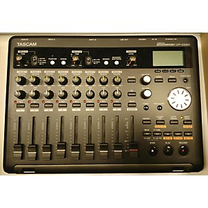 Pre-owned Tascam DP-03SD MultiTrack Recorder by TASCAM