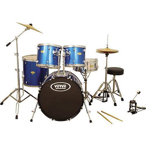 Verve DP-22APEX 5 Piece Drum Set-thumbnail