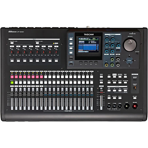 Tascam DP-32SD Digital 32-Track Portastudio-thumbnail