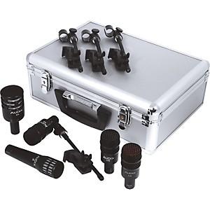 Audix DP 5A 5-Piece Drum Microphone Kit by Audix