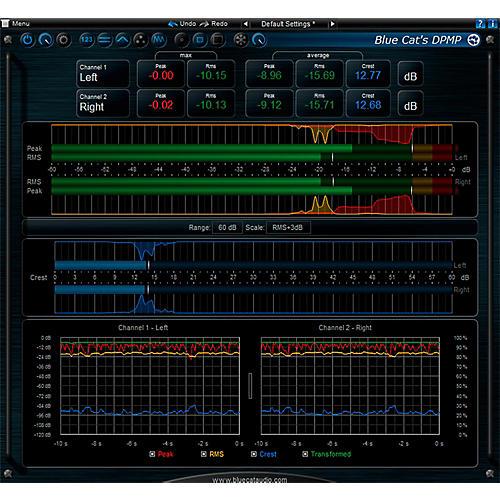 Blue Cat Audio DP Meter Pro-thumbnail