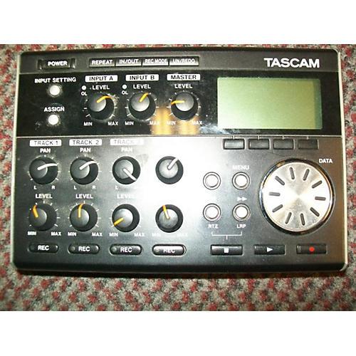 Tascam DP004 MultiTrack Recorder-thumbnail