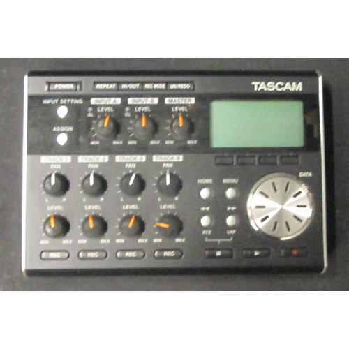 Tascam DP004 MultiTrack Recorder-thumbnail