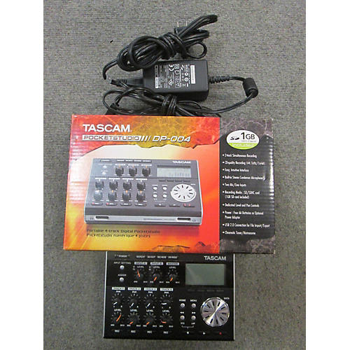 Tascam DP004 MultiTrack Recorder